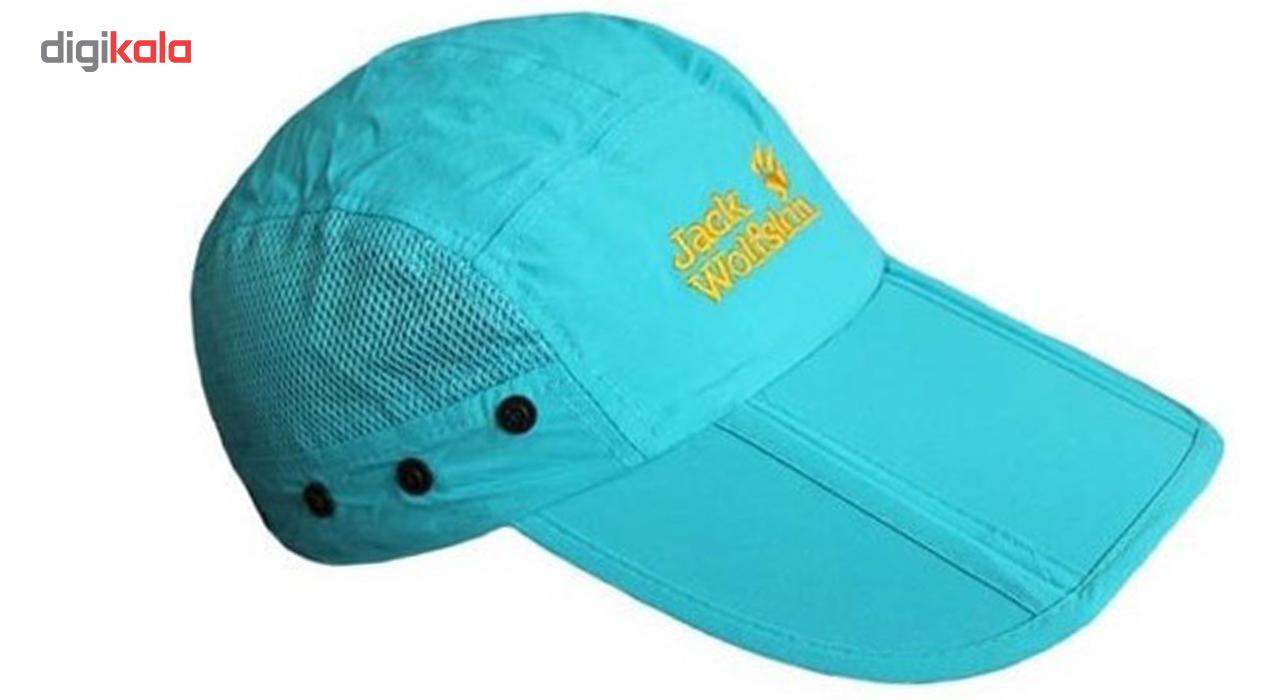 کلاه کوهنوردی جک ولف اسکین کد 03