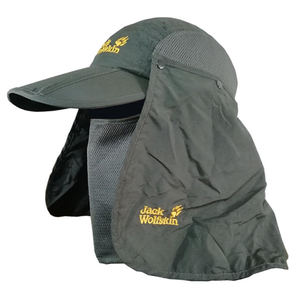 کلاه کوهنوردی جک ولف اسکین مدل سه تکه