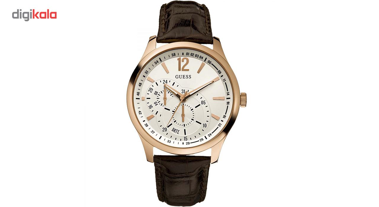 خرید ساعت مچی عقربه ای مردانه گس مدل W95086G2