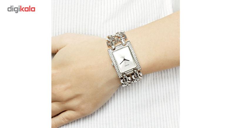 ساعت مچی عقربه ای زنانه گس مدل W95088L1