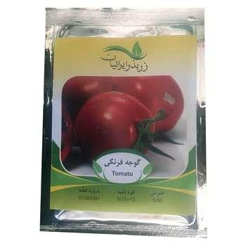 بذر گوجه فرنگی زر بذر ایرانیان کد ZBP-21