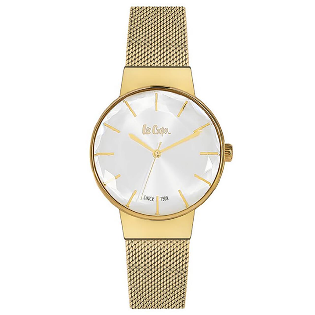 ساعت مچی عقربه ای زنانه لی کوپر مدل LC06399.130