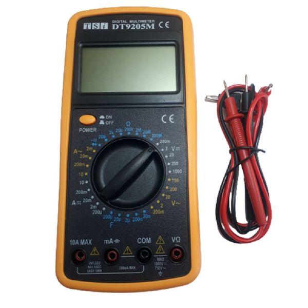 مولتی متر دیجیتال تی اس ای مدل 9205M