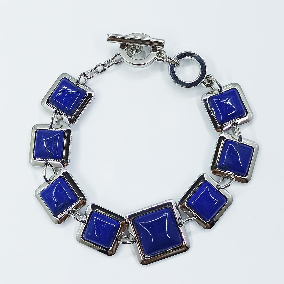 دستبند زنانه سلین کالا مدل لاجورد کد ce-As32