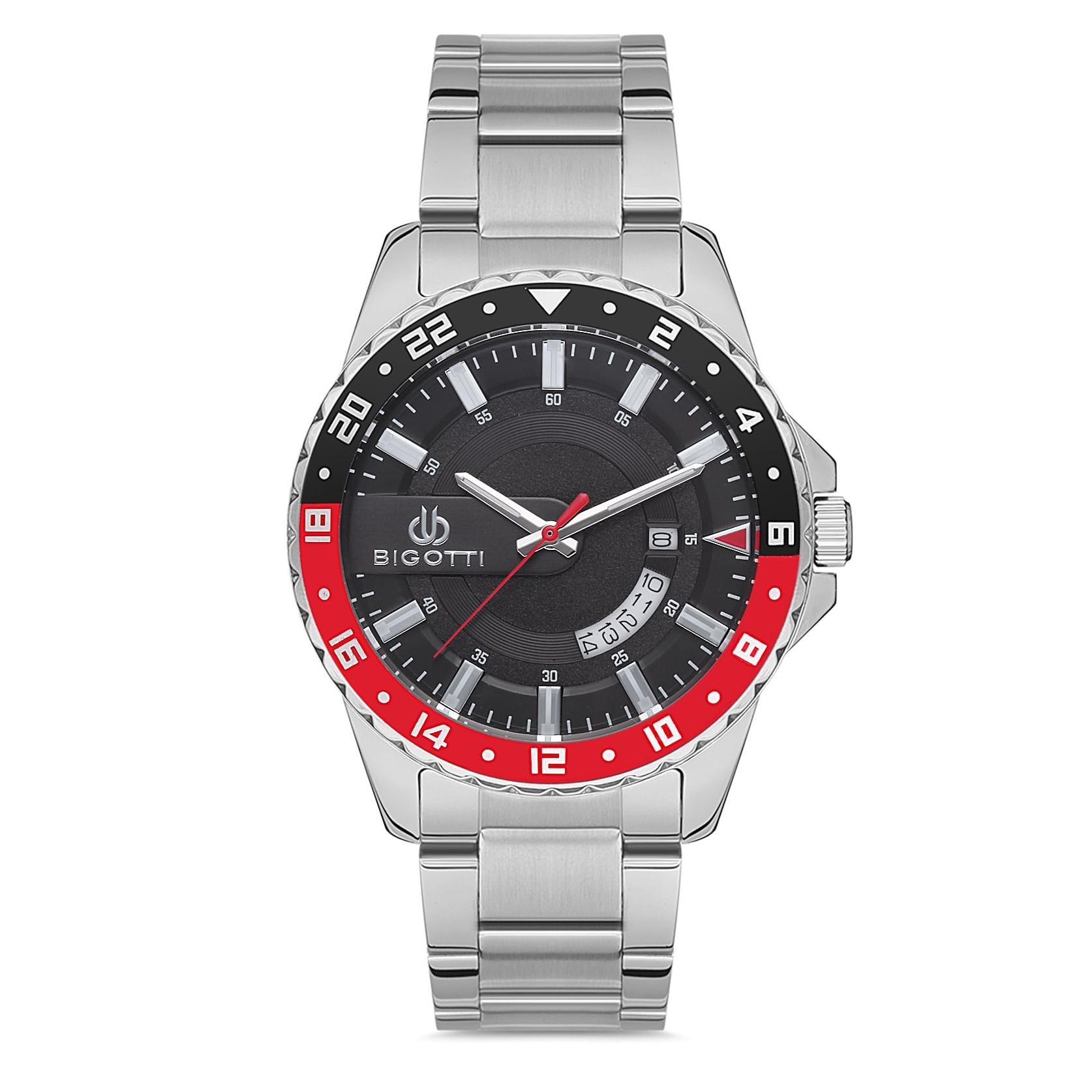 ساعت مچی عقربهای مردانه بیگوتی مدل BGT.1.10180.1
