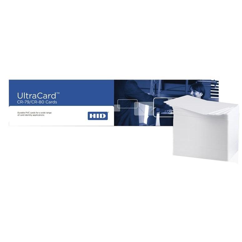 قیمت                      کارت پی وی سی فارگو مدل Ultracard خام سفید بسته 500 عددی