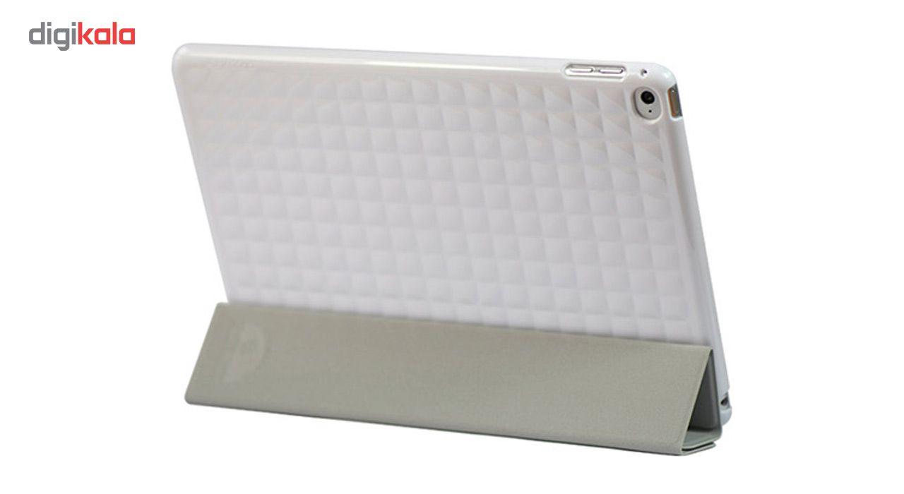 کیف کلاسوری ایکس-دوریا مدل Smart Jacket مناسب برای تبلت اپل آیپد Air 2 main 1 4