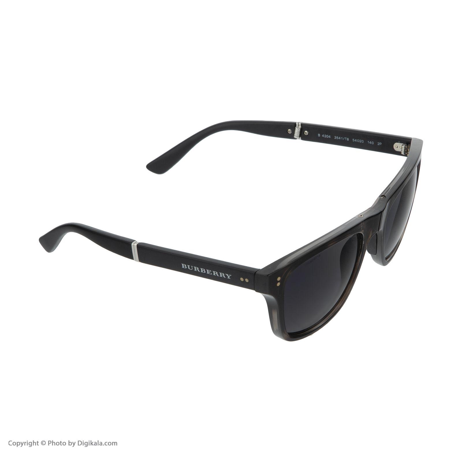 عینک آفتابی مردانه بربری مدل BE 4204S 3541T8 55 -  - 7