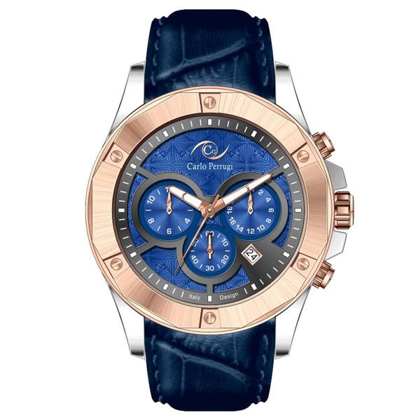 ساعت مچی عقربه ای مردانه کارلو پروجی مدل CG2043-4