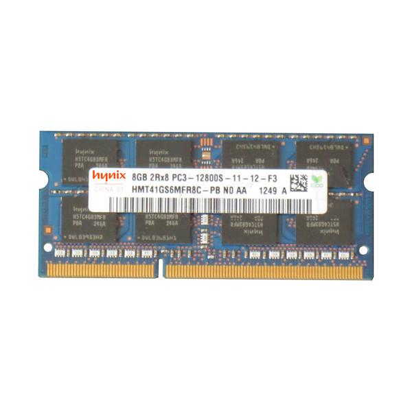 رم لپ تاپ هاینیکس مدل DDR3 PC3 12800S MHz ظرفیت 8 گیگابایت