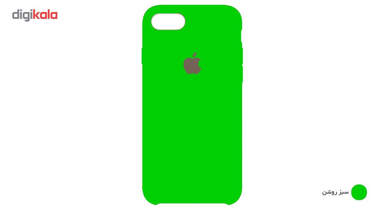 کاور سیلیکونی مناسب برای گوشی موبایل آیفون 7/8 main 1 64