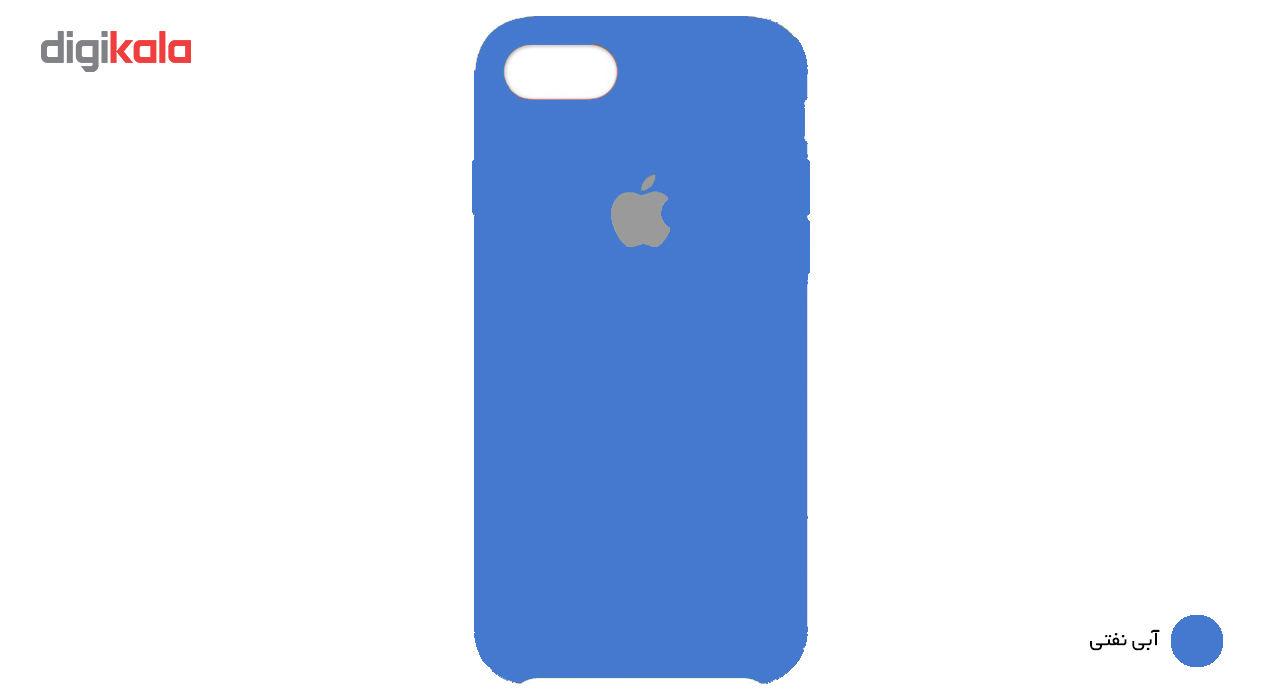 کاور سیلیکونی مناسب برای گوشی موبایل آیفون 7/8 main 1 65