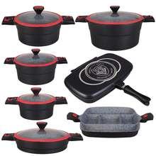 سرویس پخت و پز 12 پارچه سولایتر مدل Italy037