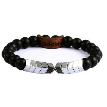 دستبند مردانه گالری شادونه مدل Sh-037ho