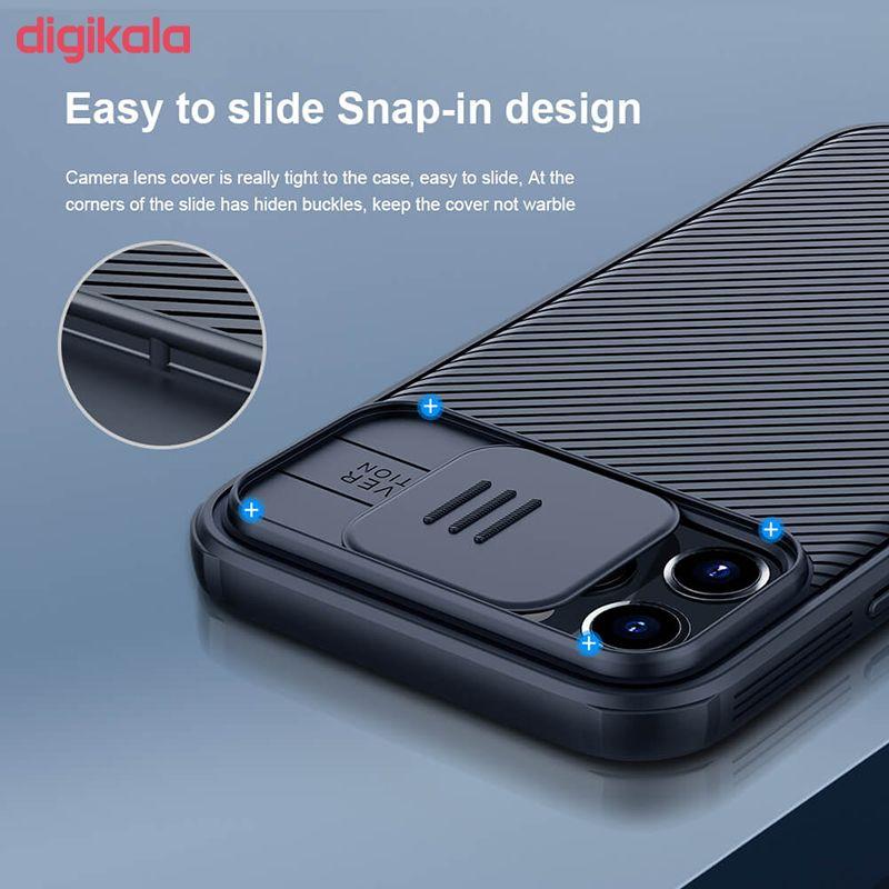 کاور نیلکین مدل Camshield Pro مناسب برای گوشی موبایل اپل IPhone 12 Pro Max main 1 6