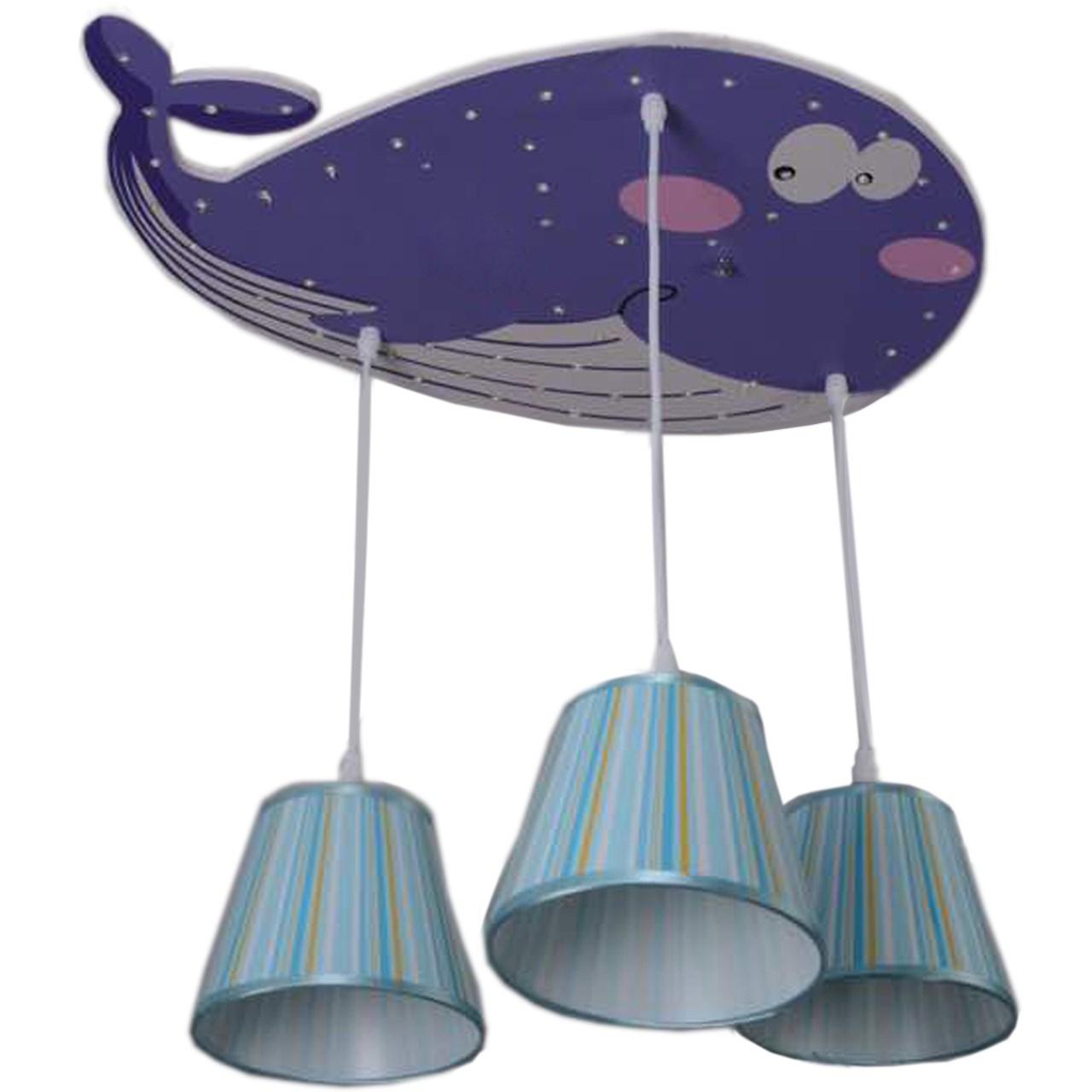 لوستر کودک ویتالایتینگ مدل نهنگ