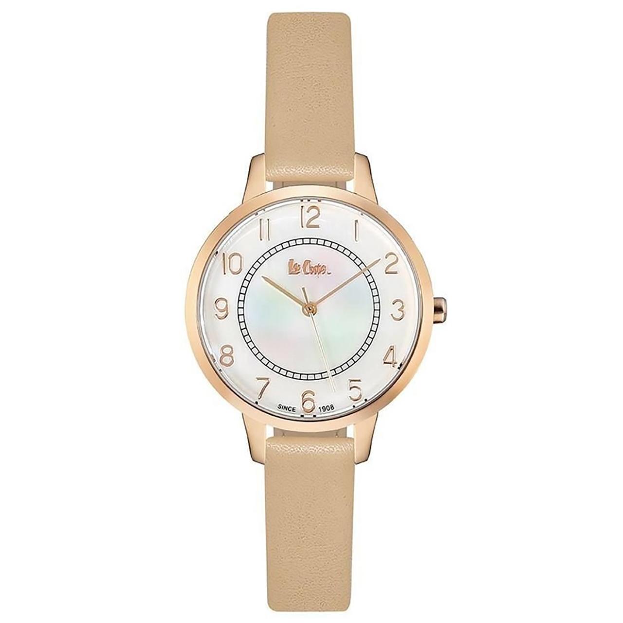 ساعت مچی عقربه ای زنانه لی کوپر مدل LC06408.427 17