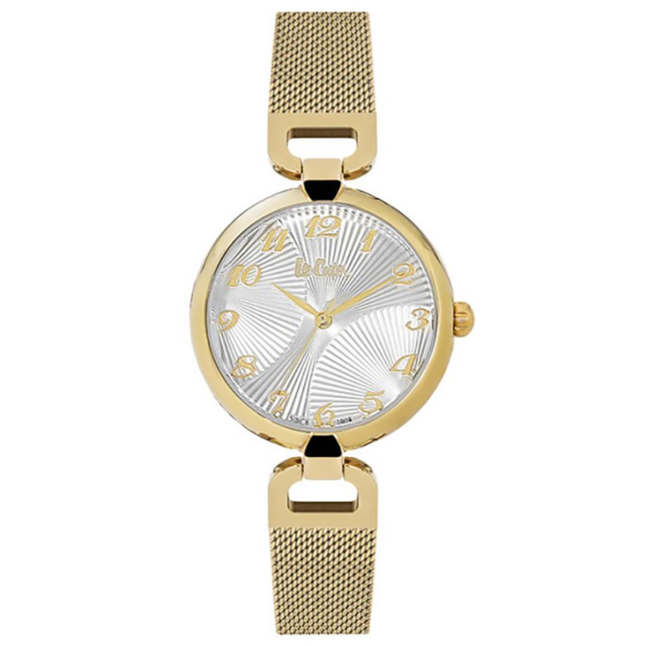 ساعت مچی عقربه ای زنانه لی کوپر مدل LC06412.130 22