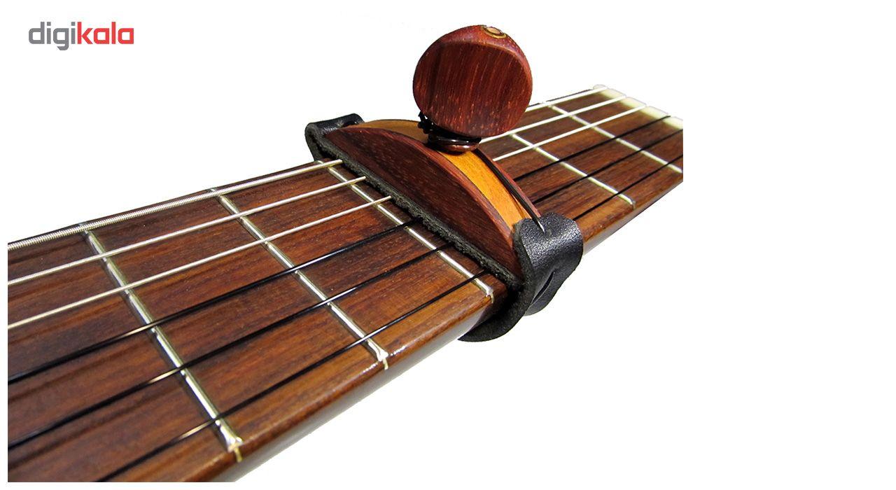 خرید اینترنتی با تخفیف ویژه کاپو گیتار کمپاس مدل A-FC2