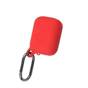 کاور محافظ سیلیکونی ضد آب الاگو مناسب برای کیس اپل AirPods