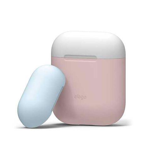 کاور محافظ سیلیکونی الگو مناسب برای کیس Apple AirPods