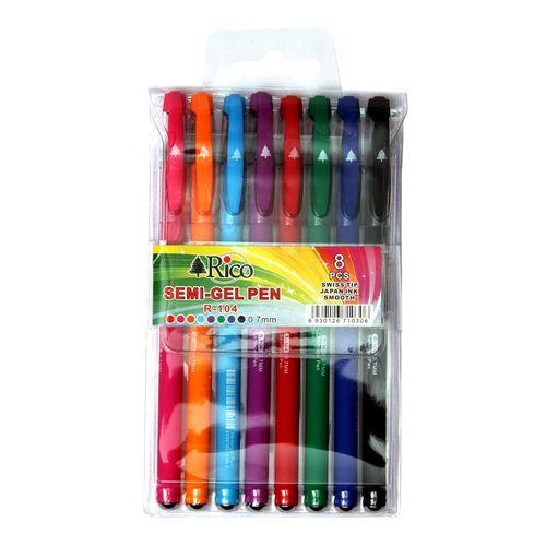 خودکار هشت رنگ کد mt06
