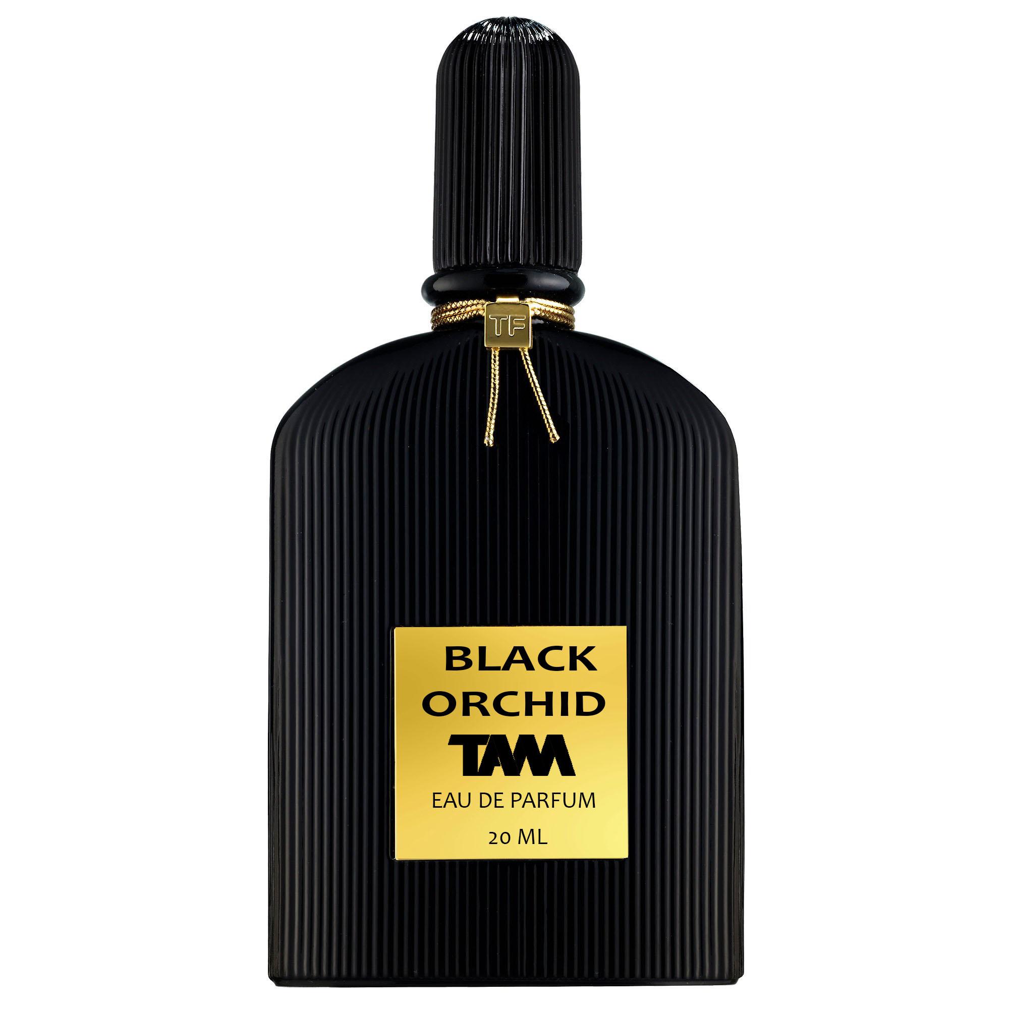 قیمت ادو پرفیوم زنانه تام مدل ارکیده سیاه حجم 20 میلی لیتر