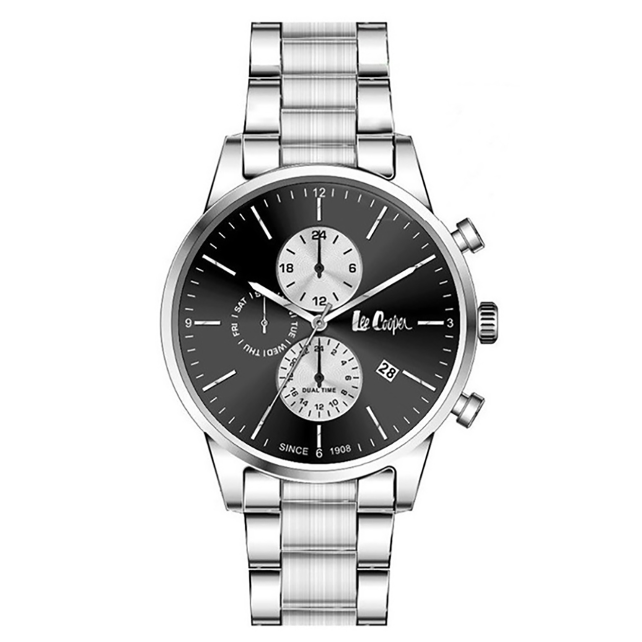 ساعت مچی عقربه ای مردانه لی کوپر مدل LC06418.350 38