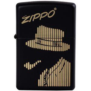 فندک زیپو مدل Zippo Man کد 28946