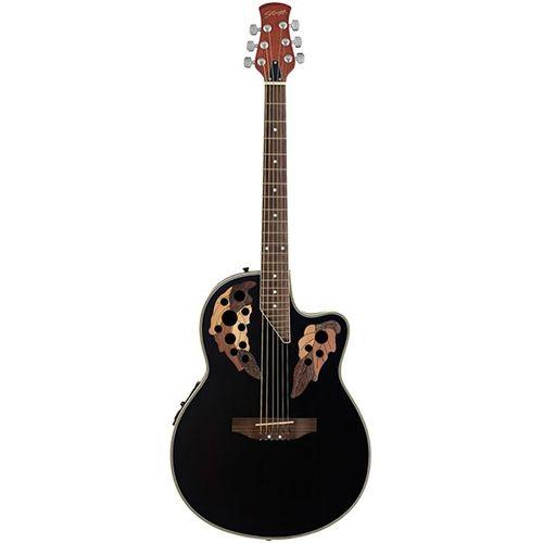 گیتار الکترو آکوستیک استگ مدل A2006 BK سایز 4/4
