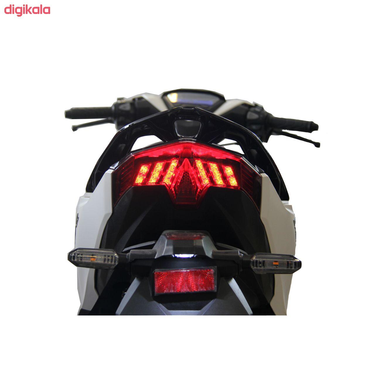 موتورسیکلت های کلیک مدل کریستال 125 سی سی سال 1399 main 1 3