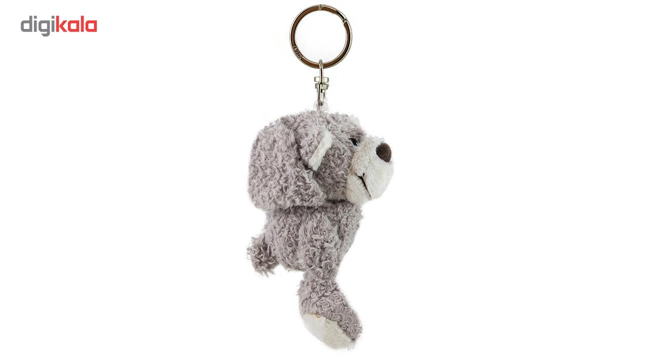 قیمت خرید جاکلیدی عروسکی مدل خرس کلاه دار اورجینال
