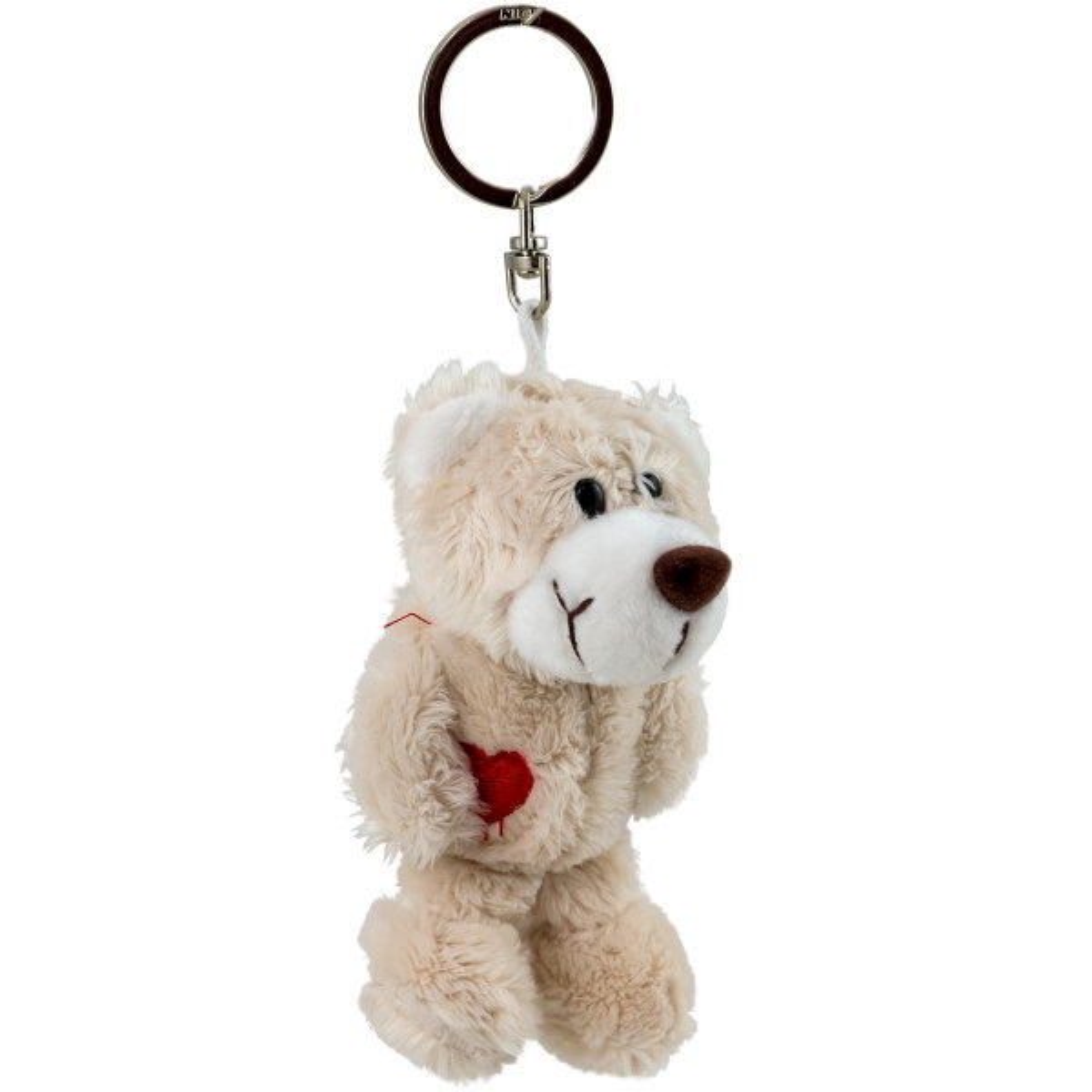 جاسوئیچی عروسکی نیکی مدل خرس و قلب