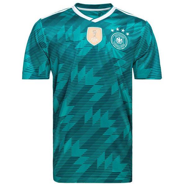 پیراهن مردانه تیم آلمان مدل 2018