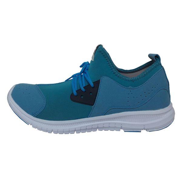 کفش ورزشی زنانه لاماسو مدل Nilpa green01