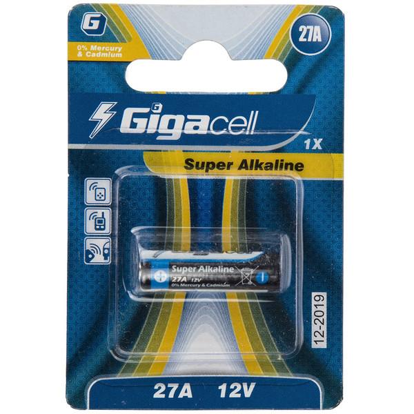 باتری 27A گیگاسل مدل Super Alkaline بسته 1 عددی