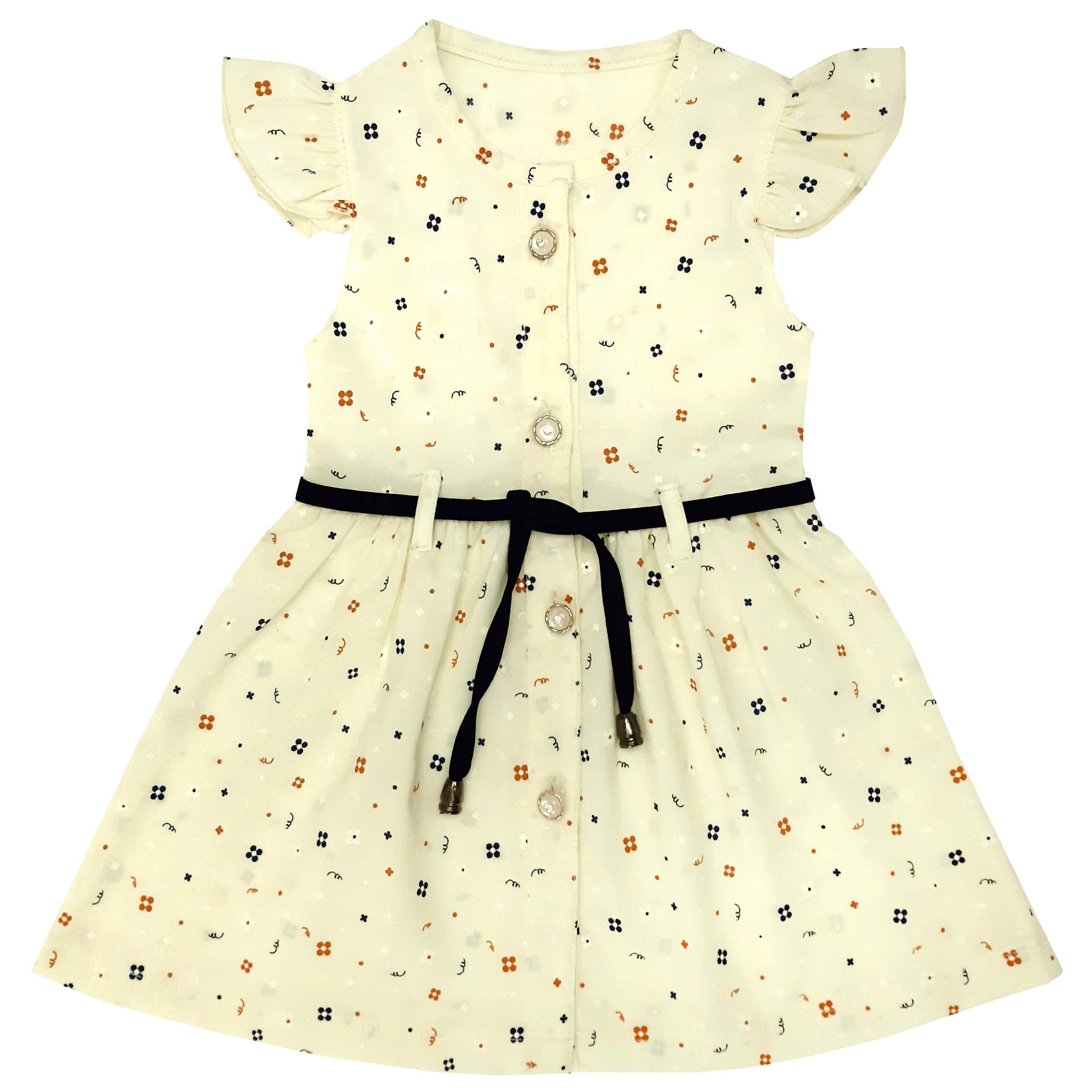پیراهن نوزادی دخترانه کد TANYL11
