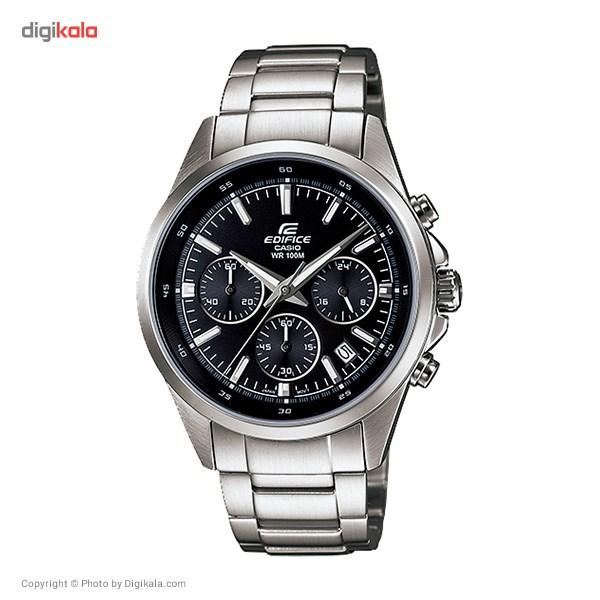 خرید ساعت مچی عقربه ای مردانه کاسیو ادیفایس EFR-527D-1AVDF