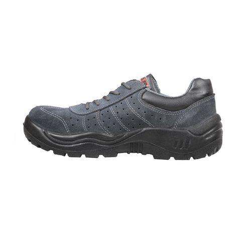 کفش ایمنی ایمن ترن مدل پاور طوسی کد 1603