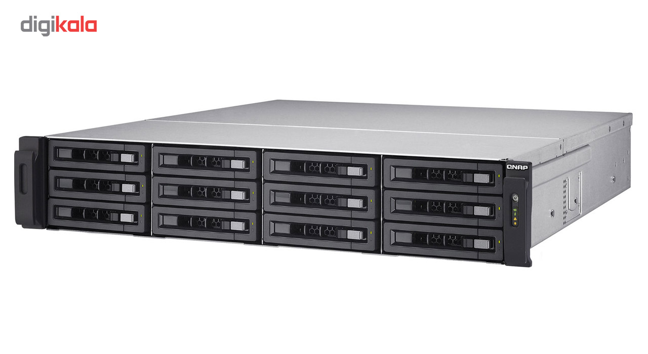 ذخیره ساز تحت شبکه کیونپ مدل TES-1885U-D1521 8GR