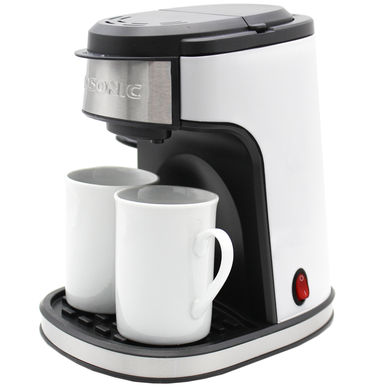 قیمت                      قهوه ساز گوسونیک مدل GCM-858