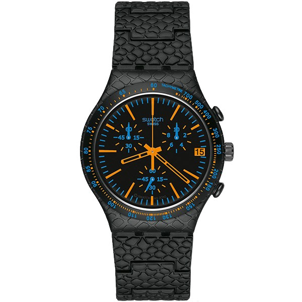 ساعت مچی عقربه ای مردانه سواچ مدل YCB4017AG
