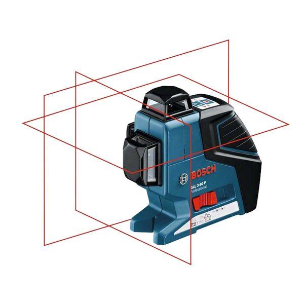 تراز لیزری بوش مدل GLL 3-80 P | Bosch GLL 3-80 P Laser Level