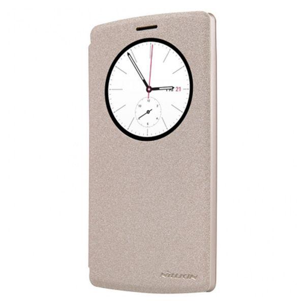 کیف کلاسوری نیلکین مدل New Leather Sparkle مناسب برای گوشی LG G4 Beat / G4 S
