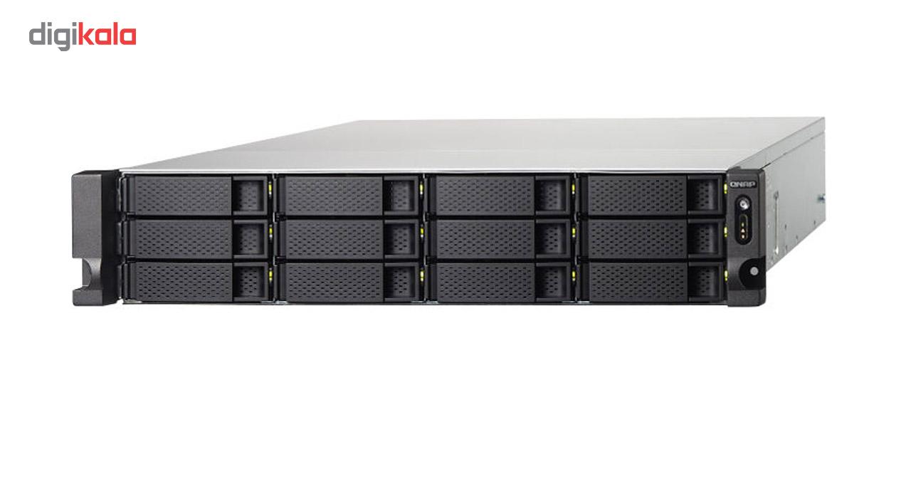 ذخیره ساز تحت شبکه کیونپ مدل TS-1263XU-RP-4G
