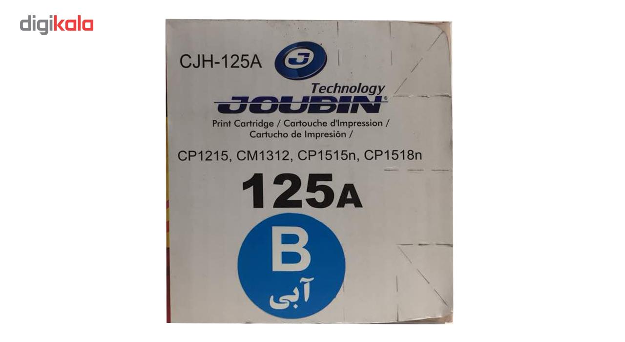 قیمت                      تونر آبی ژوبین مدل CJH-125C