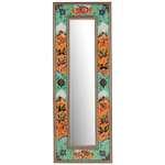 آینه با قاب خاتم کاری گالری مثالین کد 141123