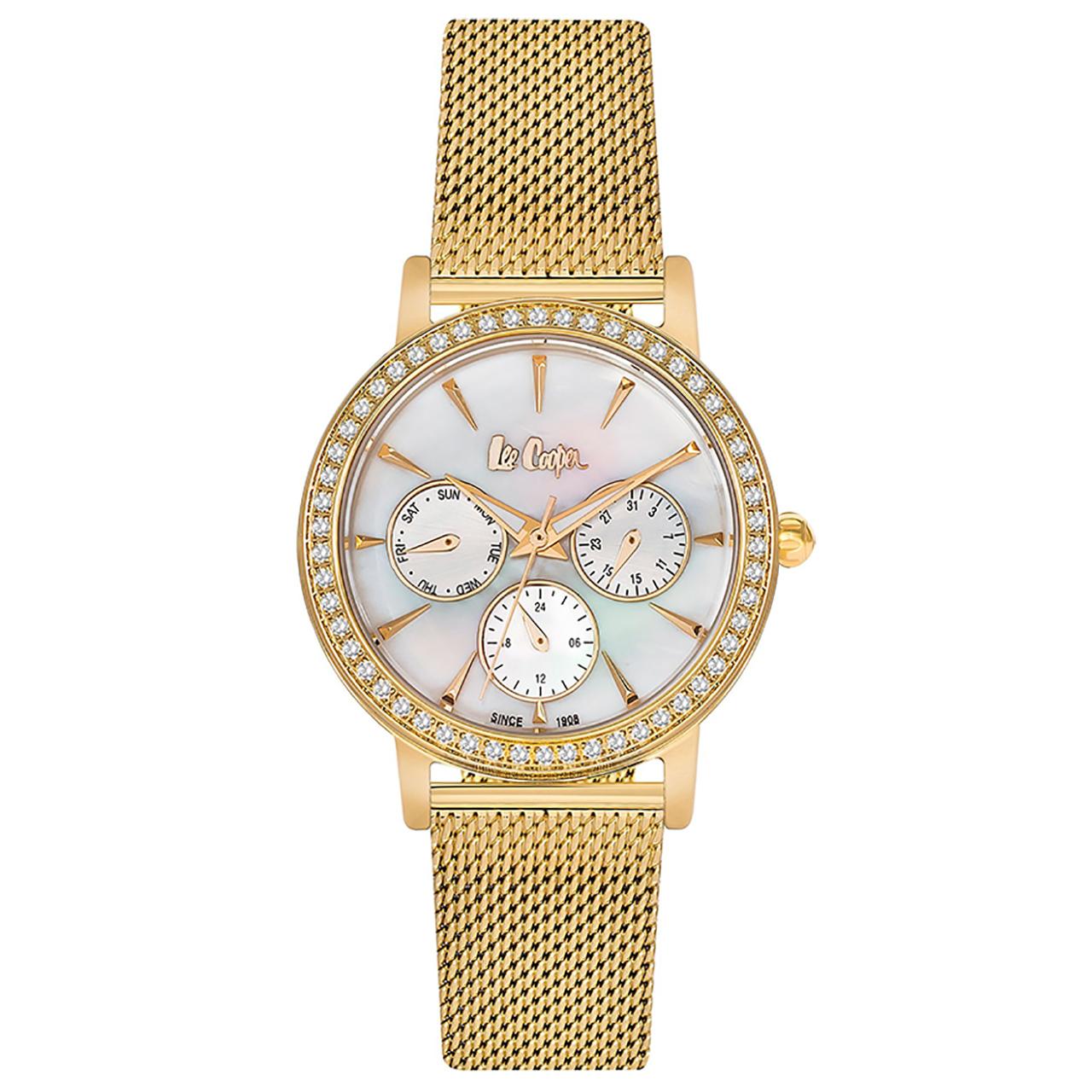 ساعت زنانه برند لی کوپر مدل LC06348.120