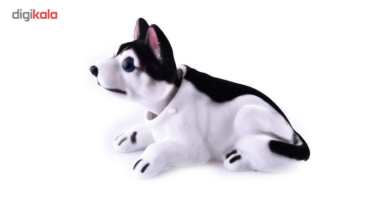 عروسک روی داشبورد سر متحرک  مدل Shepherd Dog main 1 6