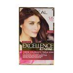 کیت رنگ مو لورآل مدل Excellence شماره 5.15